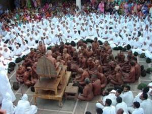 Jainism.Digambara.MonksMothers