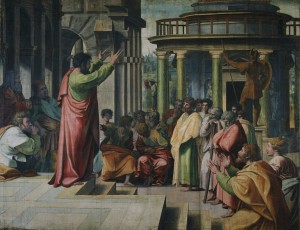 Raphael_St_Paul_Preaching_in_Athens_1515